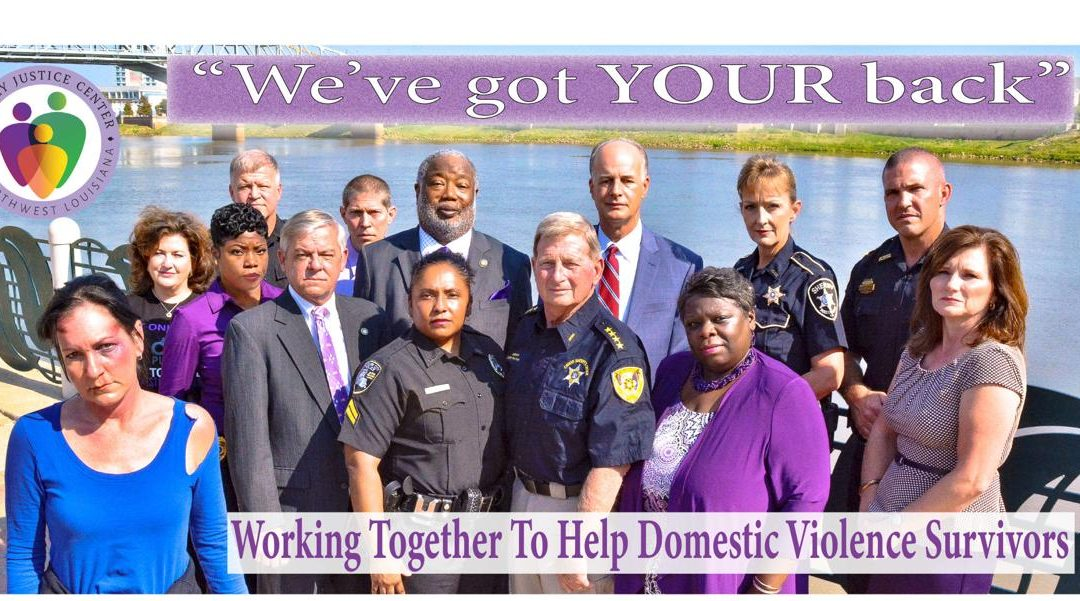 Domestic violence: From victim to survivor